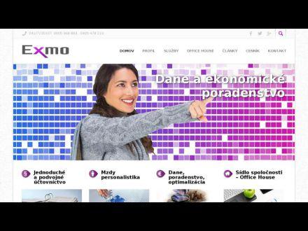 www.exmo.sk
