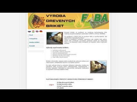 www.faba.sk
