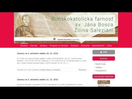 www.zilina.sdb.sk