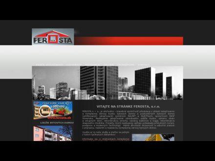 www.ferosta.sk
