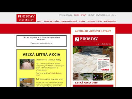 www.finistav.sk
