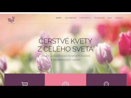 www.floristika.sk