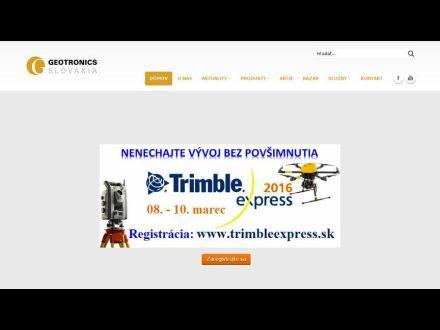 www.geotronics.sk