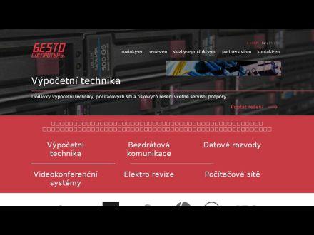 www.gesto.sk