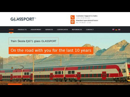 www.glassport.sk