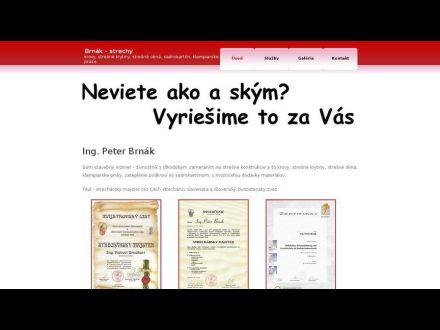 www.brnak-strechy.sk