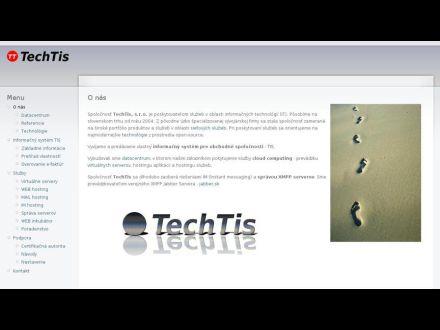 www.techtis.sk