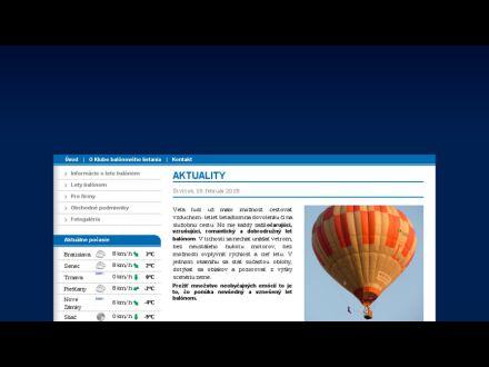 www.hot-air-balloon.sk