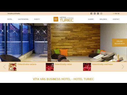 www.hotelturiec.sk