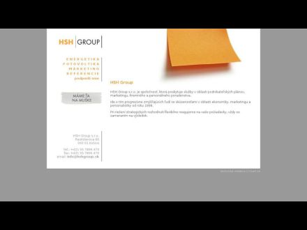 www.hshgroup.sk