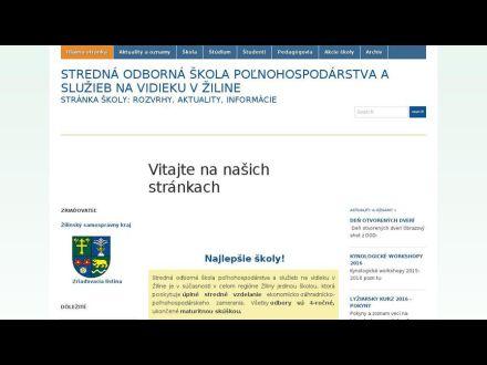 www.spospredza.edu.sk