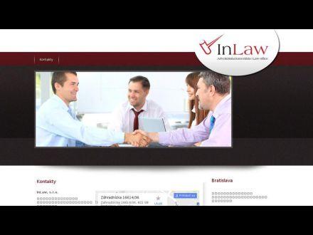 www.inlaw.sk