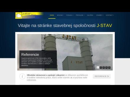 www.jstav.sk