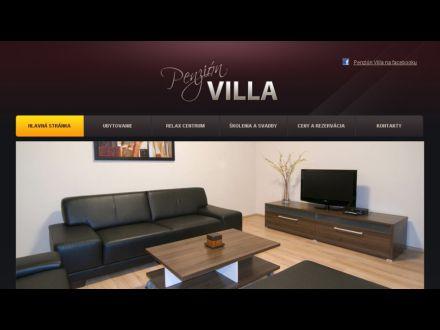 www.penzionvilla.sk