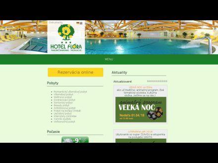 www.hotelflora.sk