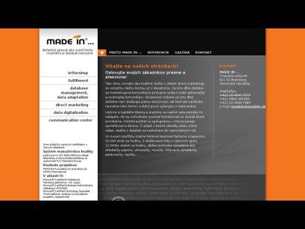 www.madein.sk
