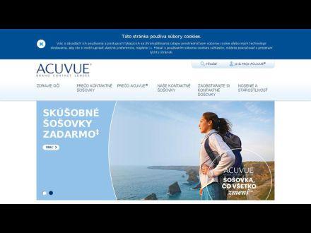 www.acuvue.sk