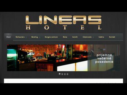 www.lineas.sk
