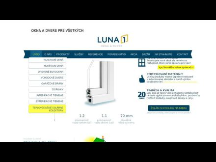 www.luna1.sk