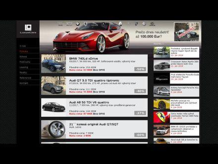 www.luxuscars.sk