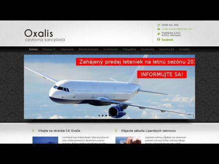 www.oxalis.sk