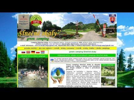 www.camping-raj.sk
