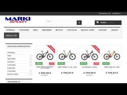 www.sportmarkovic.sk