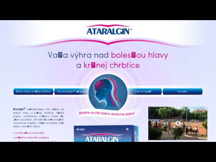 www.ataralgin.sk