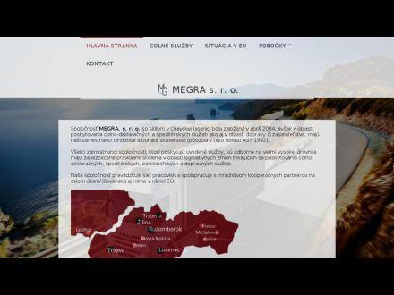 www.megra.sk