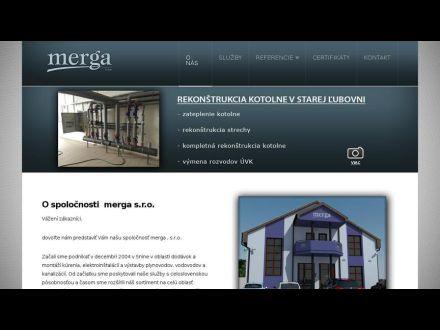 www.merga.sk