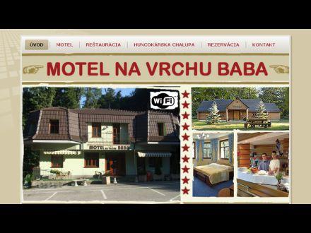 www.motelnavrchu.sk