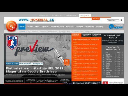 www.hokejbal.sk