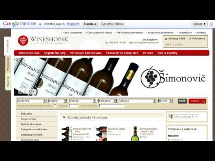 www.wineshop.sk