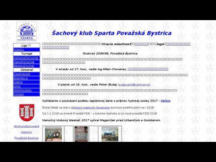 www.sachy.euweb.cz