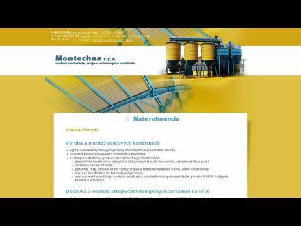 www.montechna.sk