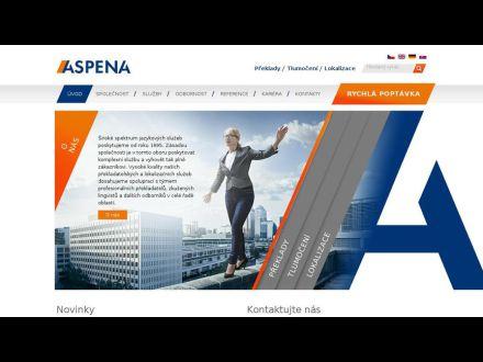 www.aspena.cz