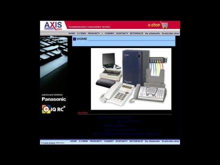 www.axisplus.sk