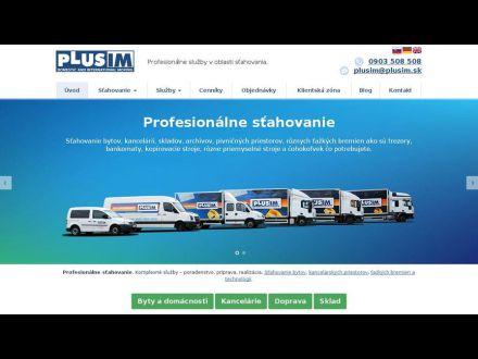 www.stahovanie-plusim.sk