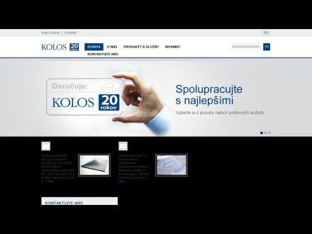 www.kolos.sk