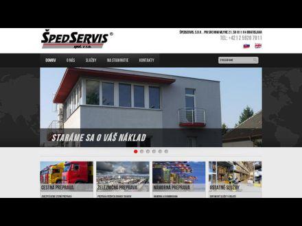 www.spedservis.sk