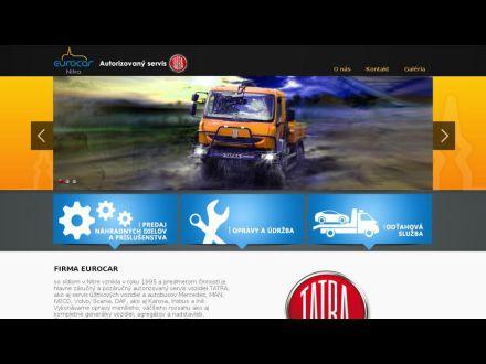 www.eurocar-nitra.sk