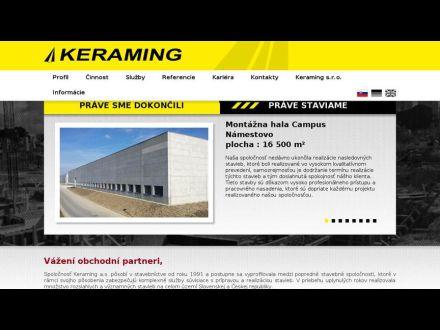www.keraming.sk
