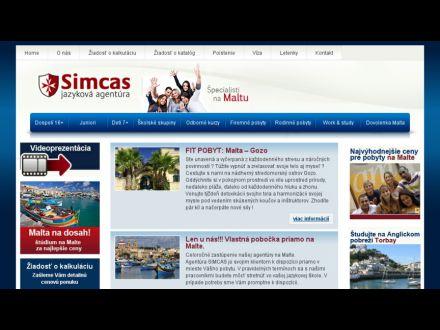 www.simcas.sk