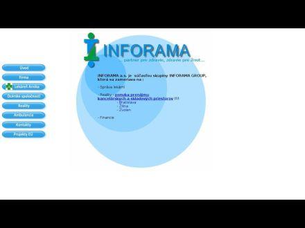 www.inforama.sk