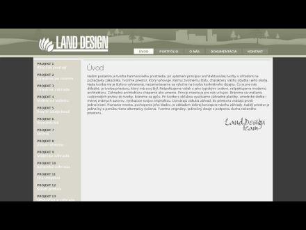 www.landdesign.sk