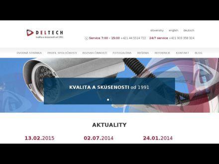 www.deltech.sk