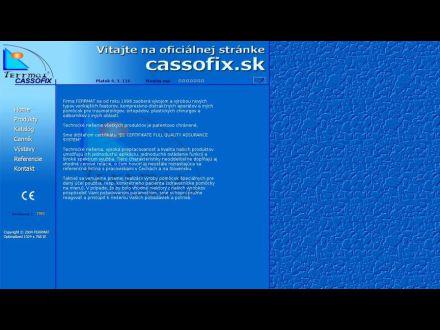 www.cassofix.sk