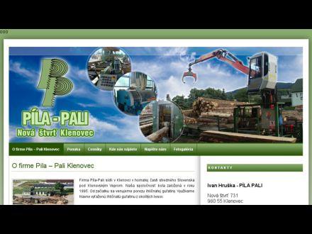 www.pilapali.sk