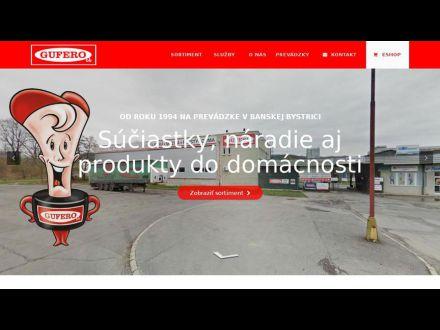 www.gufero.sk