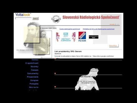 www.slovakradiology.sk